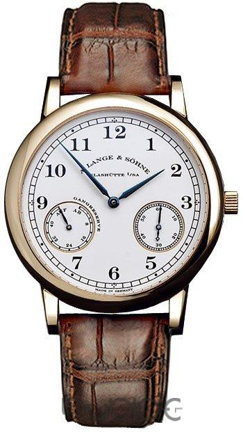 A Lange & Sohne 1815 Walter Lange Mens Replica Watch 223.032